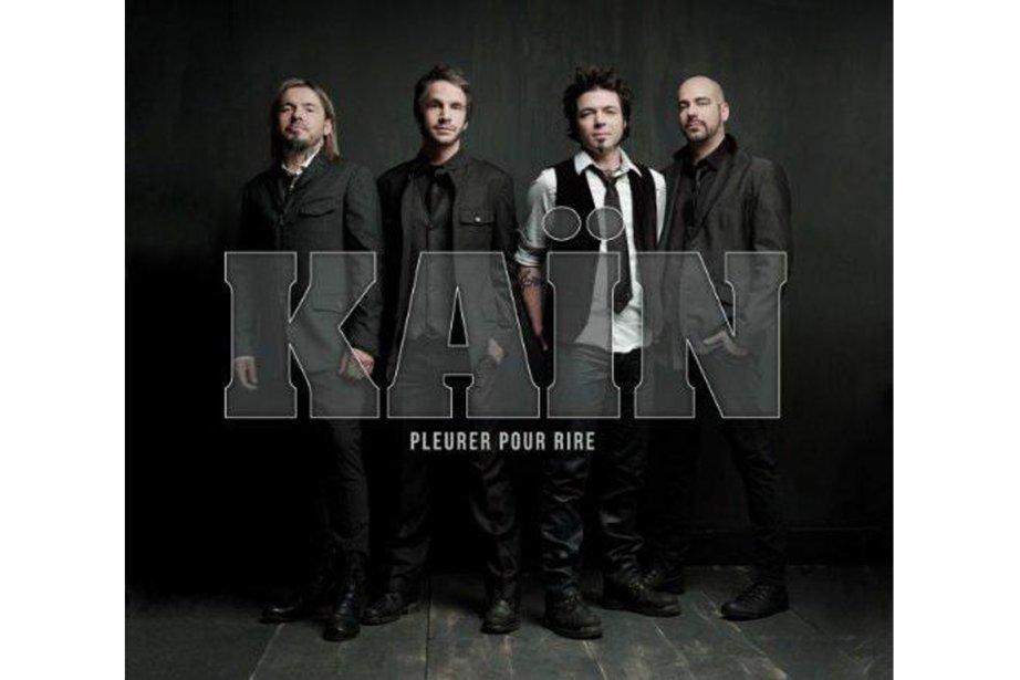 Pleurer pour rire, le nouvel album de Kaïn....
