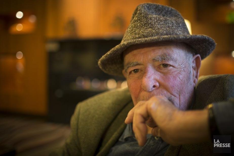 À 86ans, Marcel Ophulspartage des réflexions dépouillées de... (PHOTO OLIVIER PONTBRIAND, LA PRESSE)