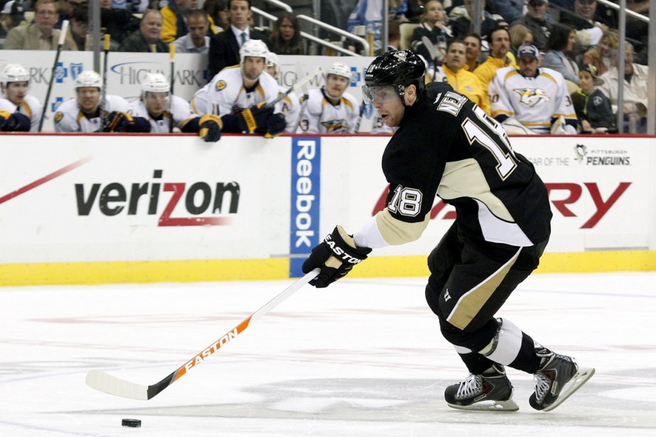James Neal... (Photo Charles LeClaire-USA TODAY Sports)