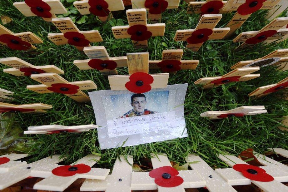 Le meurtre du soldat Lee Rigby, un vétéran... (Photo LUKE MACGREGOR, REUTERS)