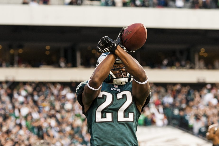 Brandon Boykin des Eagles.... (Photo Howard Smith, USA TODAY Sports)