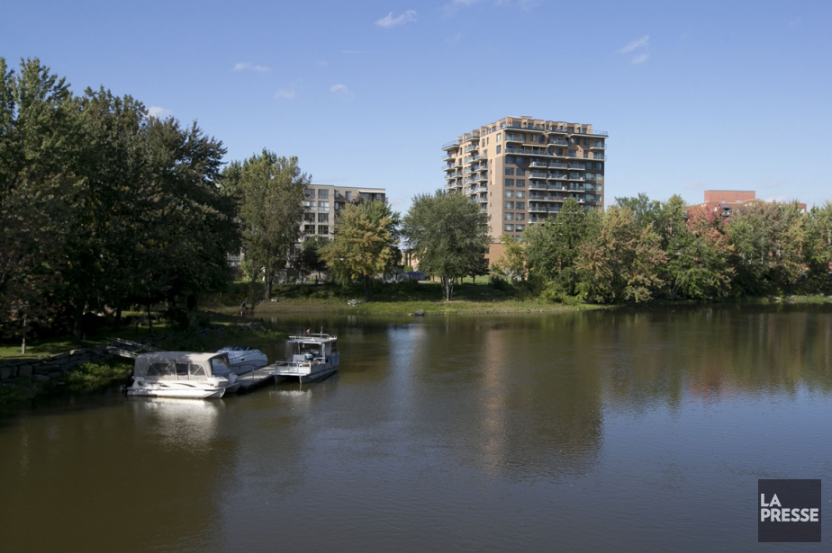 Quelque 700 résidences qui n'ont jamais subi d'inondation... (Photo archives La Presse)