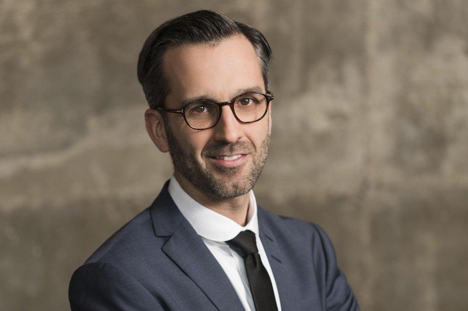 Jacques-Alexandre Paquet est directeur général de l'hôtel Le... (Photo fournie par le Groupe Germain)