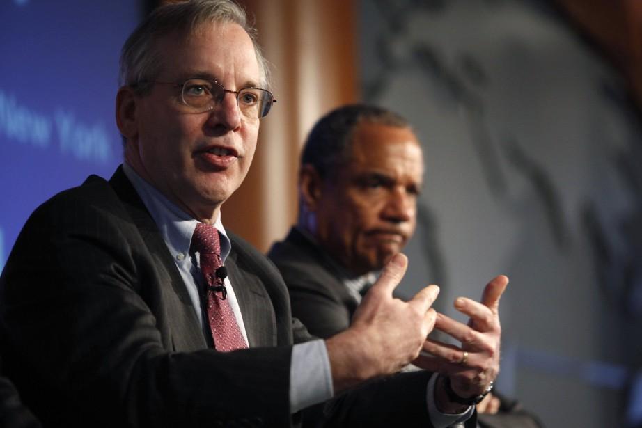 Le président de la Réserve fédérale de New... (Photo Jessica Rinaldi, Reuters)