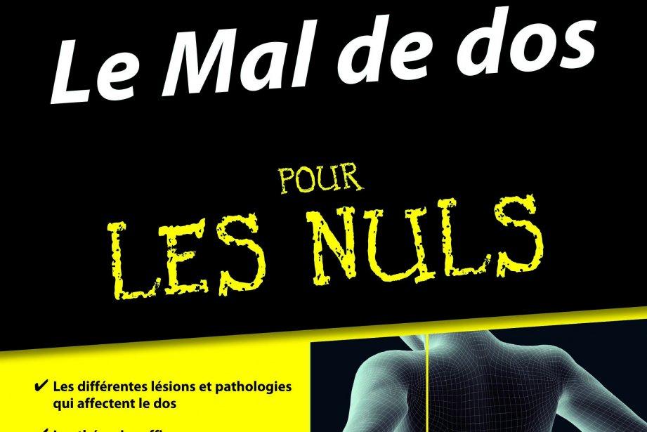 L'ouvrage Le Mal de dos pour les Nuls... (Photo RelaxNews)