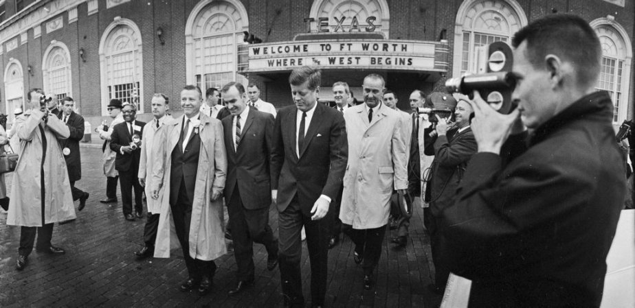 S'il avait vécu, Kennedy aurait-il été un grand... (Photo archives Associated Press, Houston Chronicle)