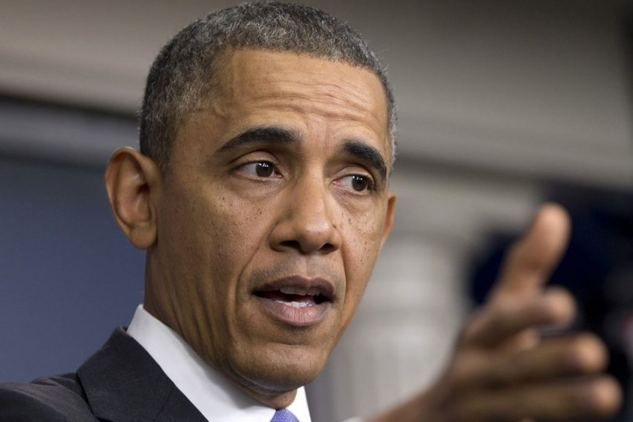 Barack Obama... (Photo archives AP)