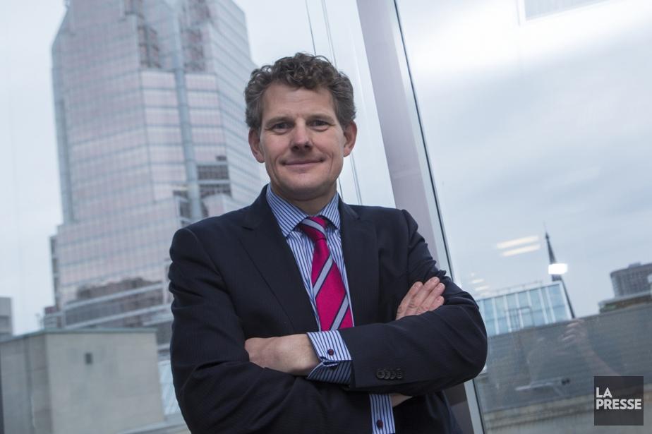 Yves Giroux est directeur principal, développement des affaires,... (PHOTO OLIVIER PONTBRIAND, LA PRESSE)
