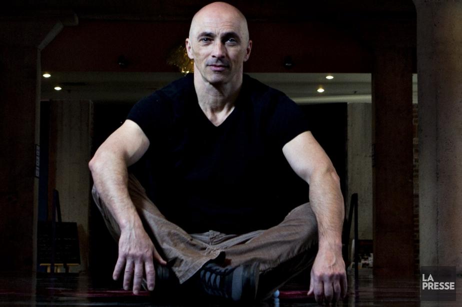 L'écrivain Pierre Samson... (Photo: Olivier Jean, La Presse)