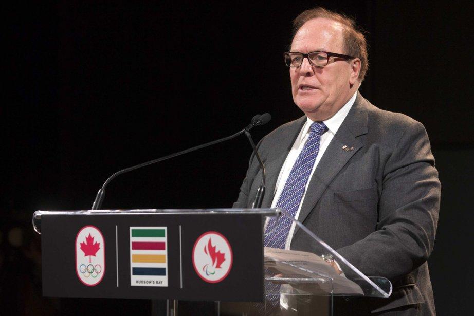 Le président du Comité olympique canadien, Marcel Aubut.... (Photo Mark Blinch, Reuters)