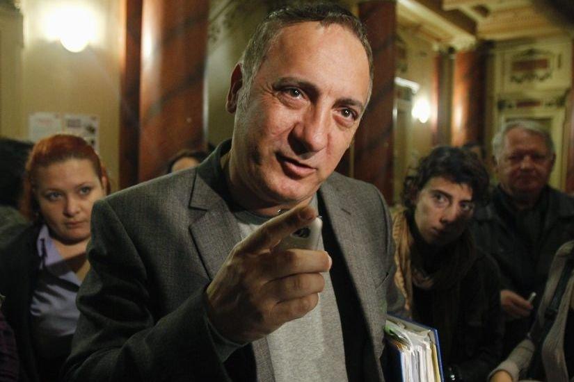 Catalin Dancu, avocat de Radu Dogaru, principal suspect... (Photo: Reuters)