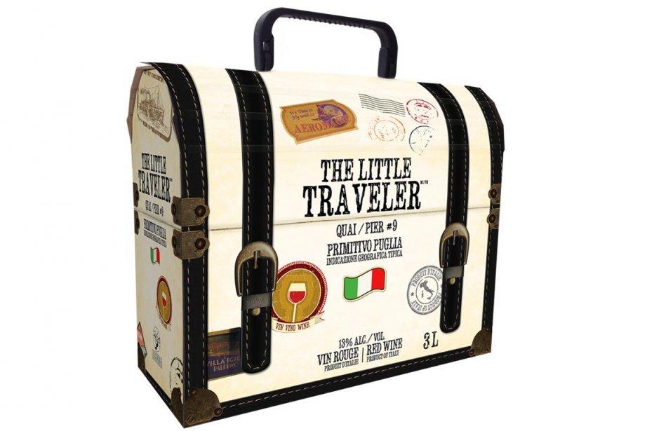 The Little Traveler Primitivo, Code SAQ: 11974943, 45,75$...