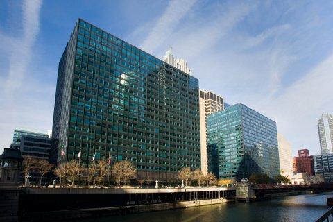 Les deux tours ont 21 étages chacune et... (Photo fournie par Ivanhoé Cambridge)