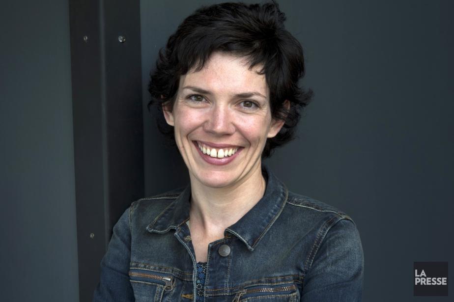 Caroline Allard... (Photo: Robert Skinner, La Presse)