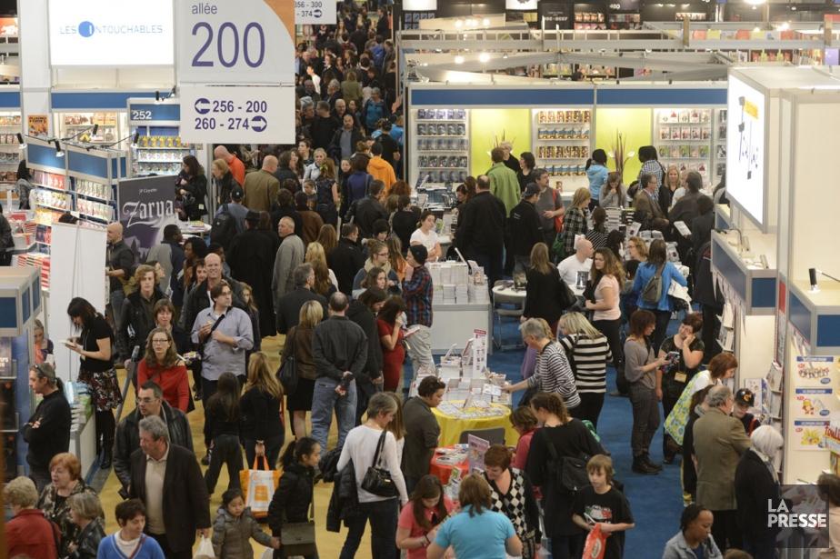 La popularité des salons et expositions ne se... (PHOTOS ARCHIVES LA PRESSE)