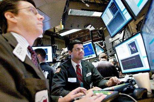 Il aura fallu presque six ans au Dow Jones des industrielles... (Photo Bloomberg)