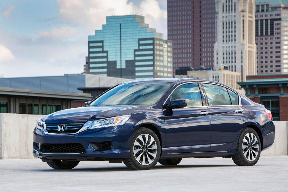Les ventes de Honda Canada étaient en hausse... (PHOTO FOURNIE PAR HONDA)