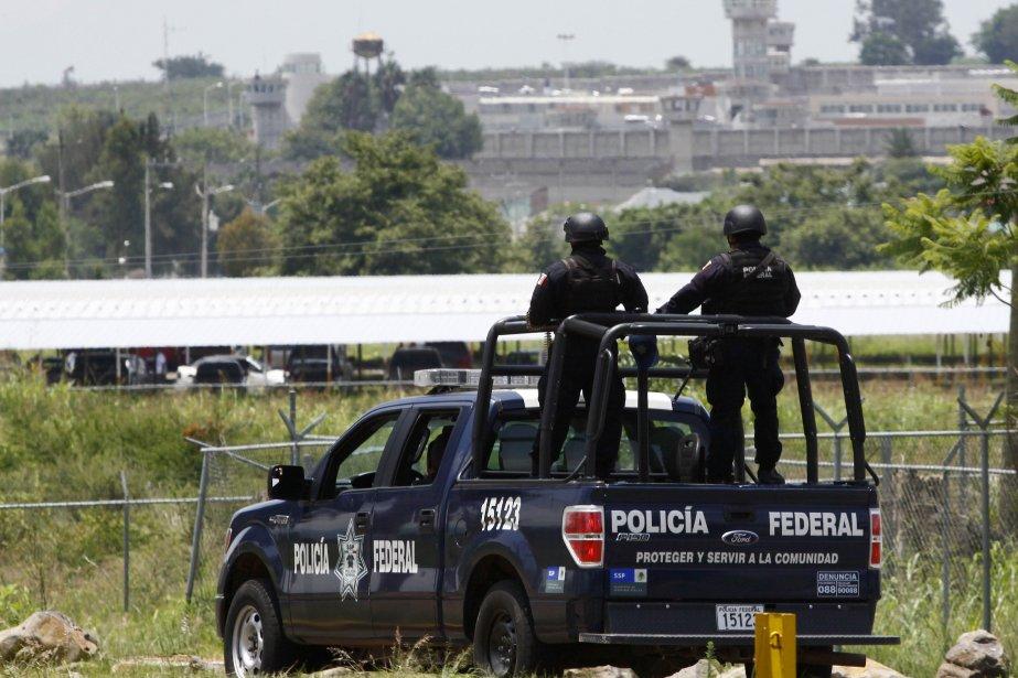 Le cartel de «Jalisco Nouvelle Génération» est en... (PHOTO HECTOR GUERRERO, AFP)