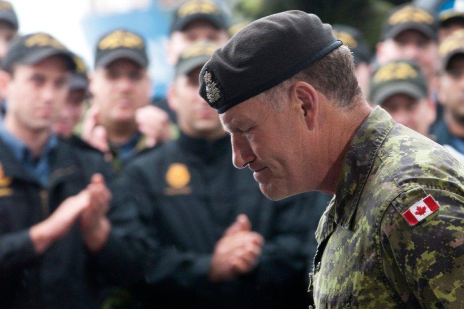Le général à la retraite Walt Natynczyk.... (PHOTO ADRIAN WYLD, ARCHIVES LA PRESSE CANADIENNE)