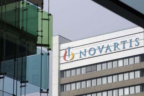 Le siège social de Novartis, en Suisse.... (PHOTO ARCHIVES AFP)