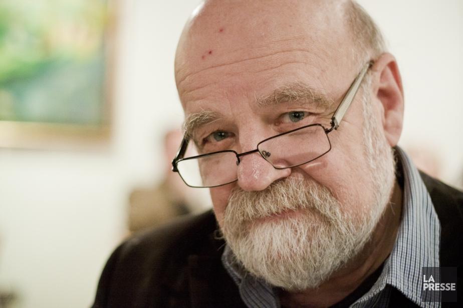 L'anthropologue Serge Bouchard a visionné une centaine de... (Photo: Ninon Pednault, La Presse)