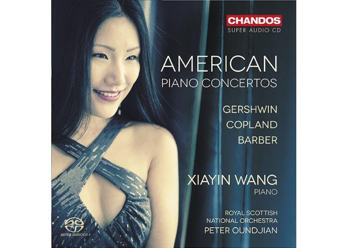 Trois concertos pour piano d'autant de compositeurs parmi les plus connus des...