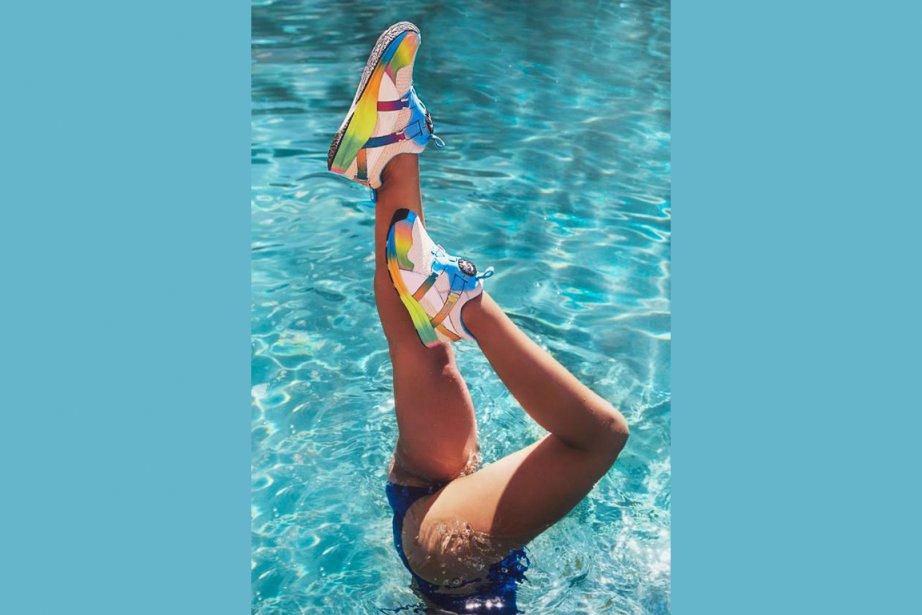 Solange Knowles pour Puma... (Photo fournie par PUMA)
