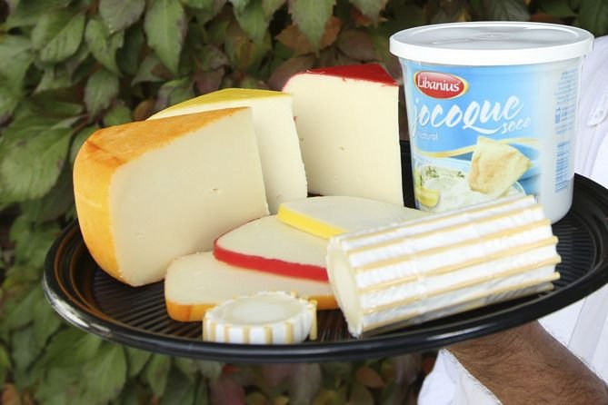 Damafro fabrique des fromages au lait frais et... (Photo Stéphane Champagne, Collaboration spéciale)
