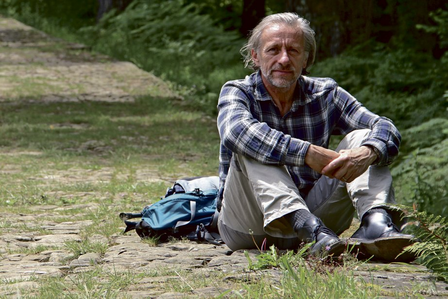 Jean-Christophe Rufin relate dans son livre Immortelle randonnée.... (Photo: Marc Vachon, fournie par Gallimard)