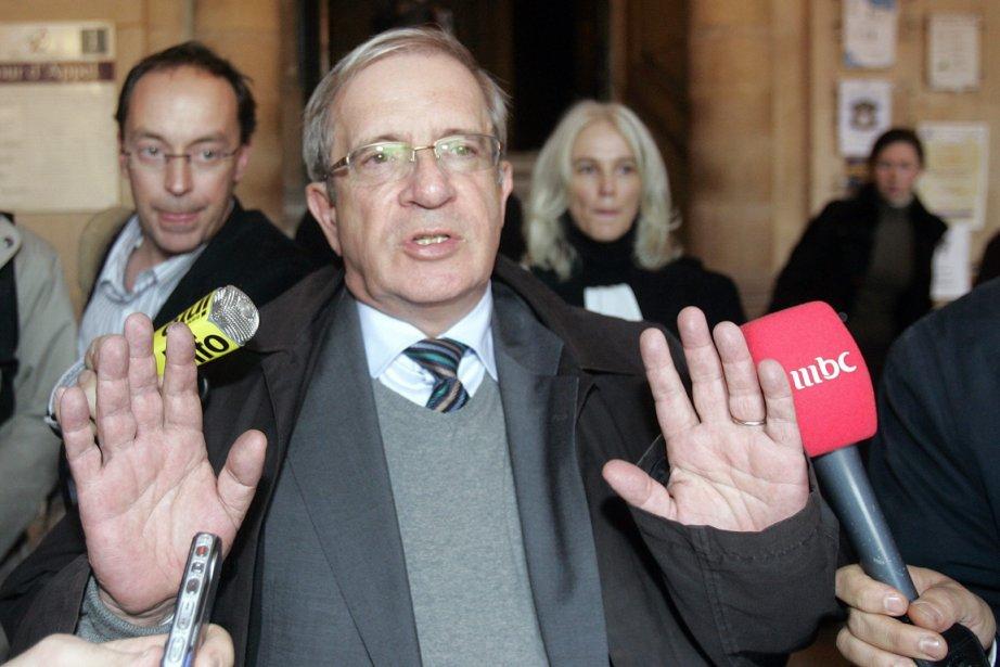 Le correspondant de France 2 au Proche-Orient, Charles... (Photo Michel Euler, archives AP)