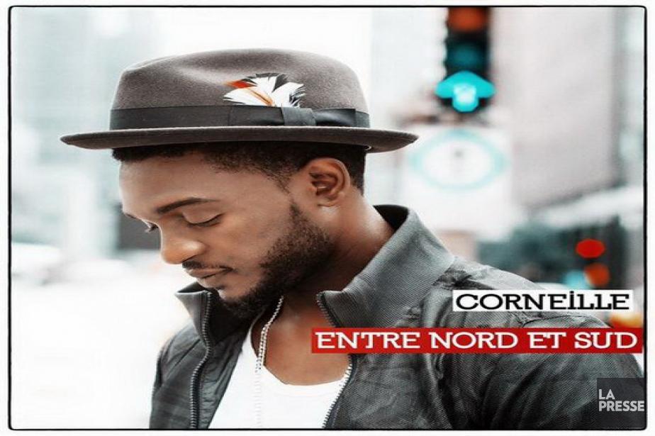L'album Entre Nord et Sud de Corneille.... (Photo photothèque La Presse)