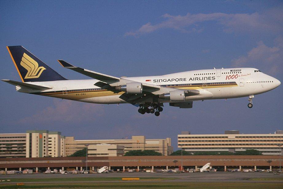 Le plus long vol commercial au monde, opéré par Singapore... (photo RelaxNews)