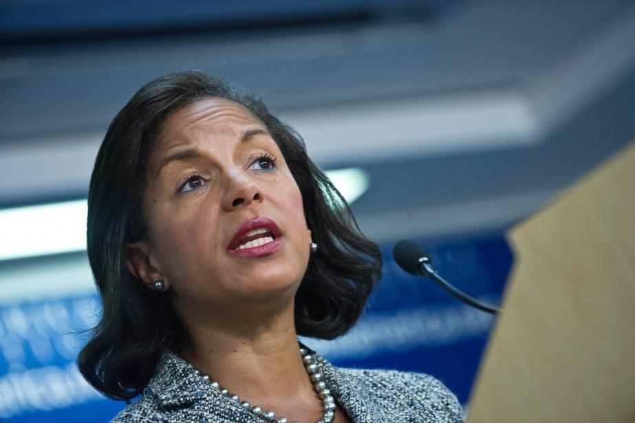 La conseillère à la Sécurité du président américain... (PHOTO NICHOLAS KAMM, ARCHIVES AFP)
