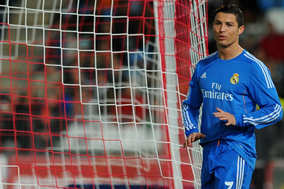 Cristiano Ronaldo... (Photo Jorge Guerrero, AFP)