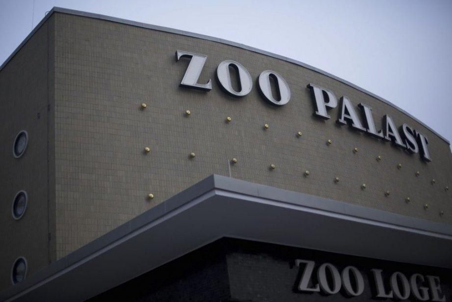 Le Zoo Palast... (Photo: AFP)