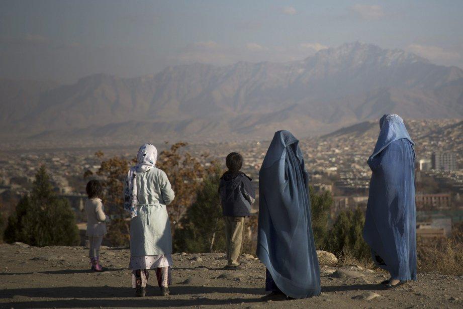 En Afghanistan, pays très conservateur en matière de... (Photo Anja Niedringhaus, AP)