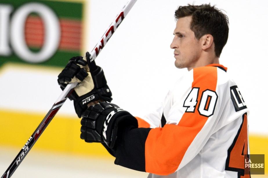 Heureux chez les Flyers, Vincent Lecavalier retrouvera son... (Photo Bernard Brault, La Presse)