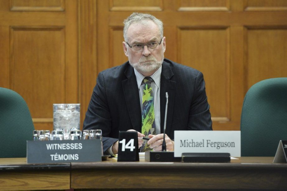 Michael Ferguson... (Photo archives La Presse Canadienne)