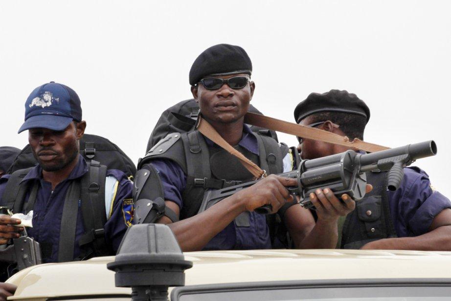 La police de Kinshasa a lancé l'opération Likofi... (PHOTO EMMANUEL BRAUN, ARCHIVES REUTERS)
