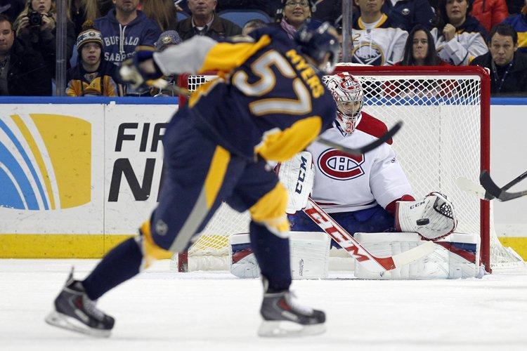 Relisez le clavardage du match entre le Canadien et les... (Photo: Reuters)