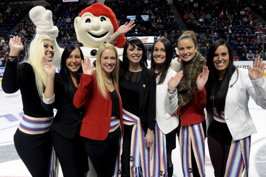 Le Carnaval de Québec présente ses sept duchesses