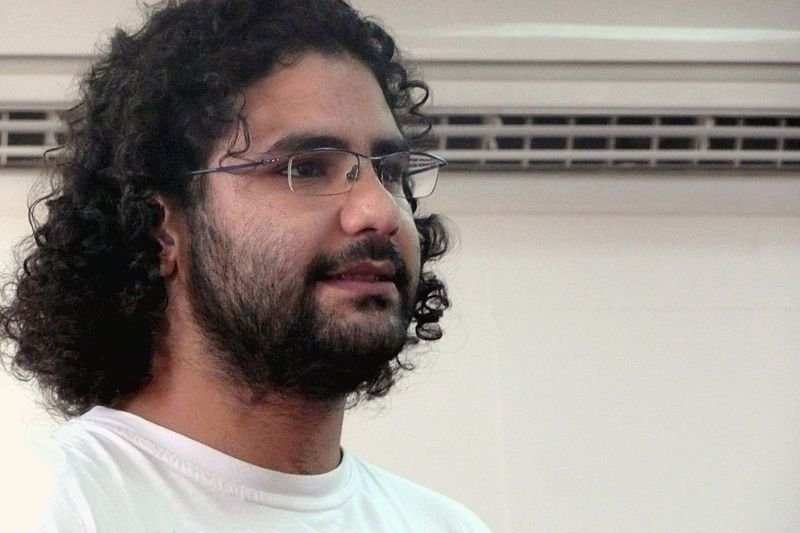 Parmi les 12 condamnés figurent Alaa Abdel Fattah... (Photo Wikimedia Commons)