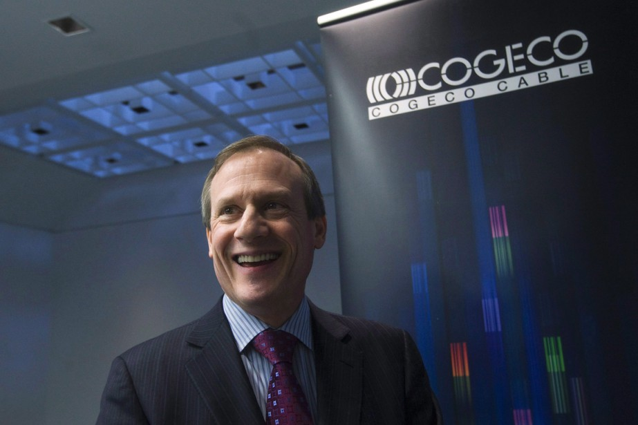 Mercredi, Cogeco et sa filiale Cogeco Communications présenteront... (Photo Nathan Denette, archives La Presse Canadienne)