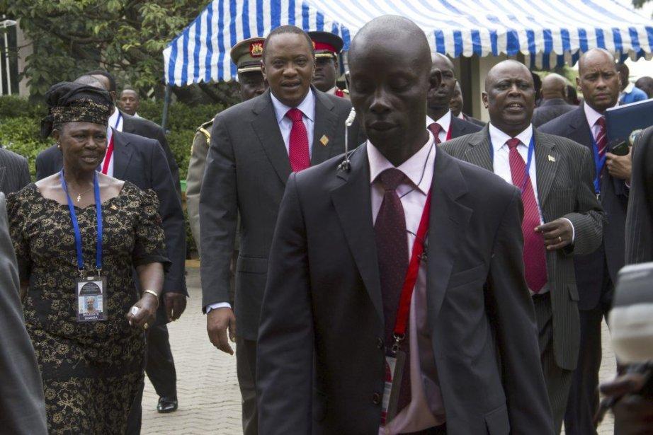 Le protocole instaurant l'union monétaire a été signé... (PHOTO ISAAC KASAMANI, AFP)