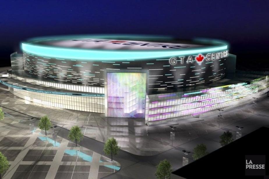 Le maire deMarkham Frank Scarpitti estime que l'aréna... (Photo d'archives, Toronto Star)