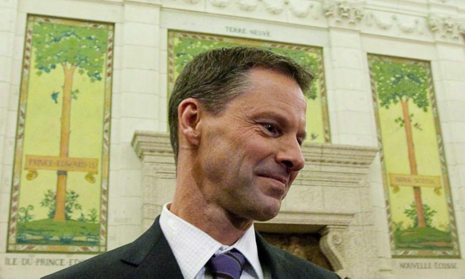 Le sénateur Mike Duffy... (PHOTO ARCHIVES LA PRESSE CANADIENNE)