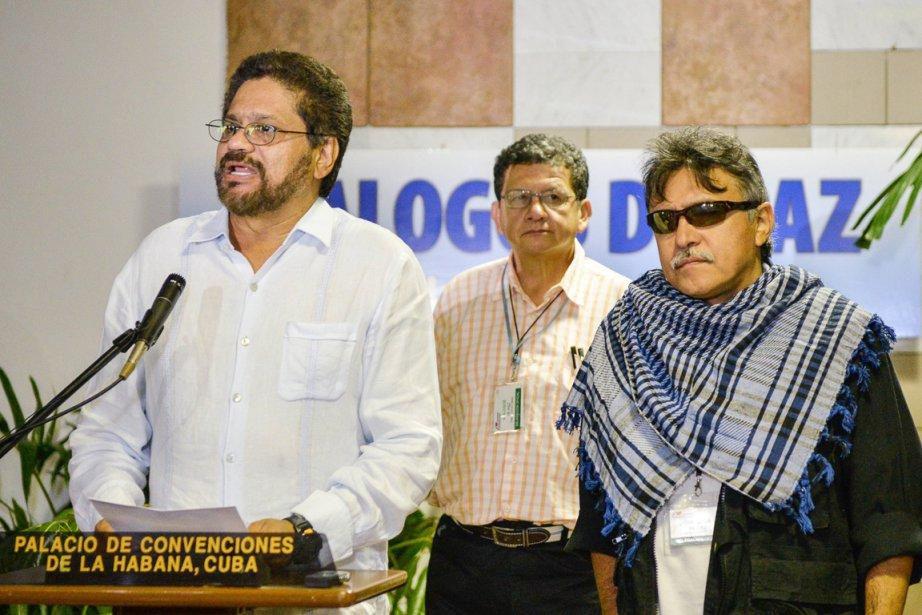 «Une conférence internationale est nécessaire, incluant les principaux... (PHOTO ADALBERTO ROQUE, AFP)