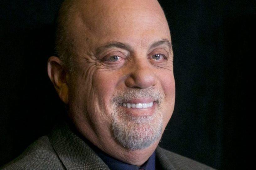 Billy Joel... (Photo: AP)