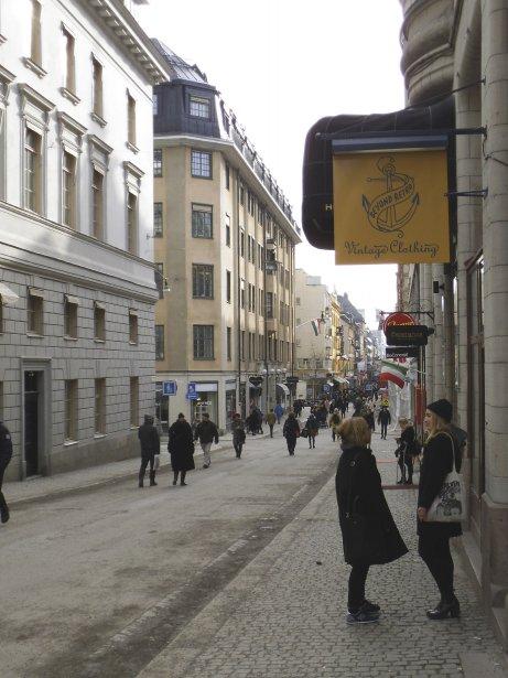 social fusk dansa i Stockholm
