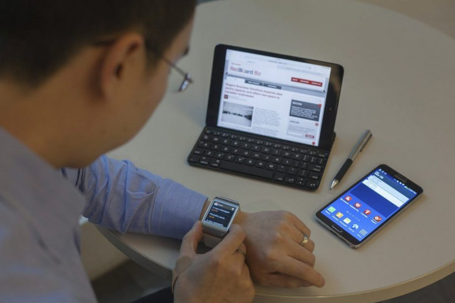 Dans certains marchés, les consommateurs ont choisi d'acheter... (Photo CNW/Rogers Communications)
